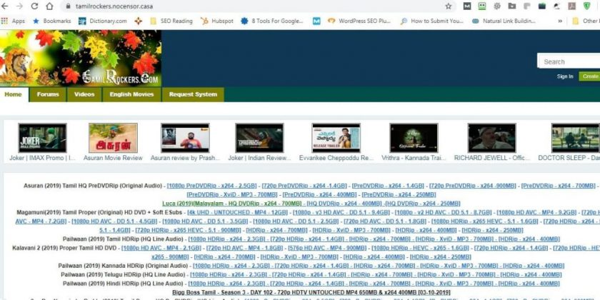 Top 11 TamilRockers Proxy and Mirror Sites and How to ...